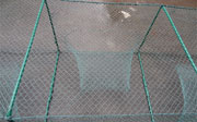 crayfish lobster net mesh trap cages